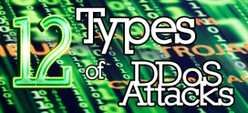 DDoS Attack Types: The 12 Types of DDoS Attacks Used By Hackers