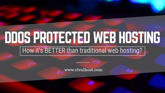 DDoS Protected Web Hosting