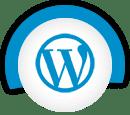 WordPress 虛擬主機圖標